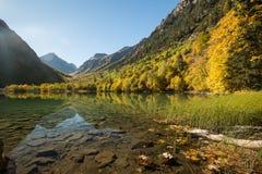 El tercer río de Baduk en el otoño fotografía de archivo libre de regalías