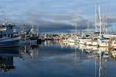 El terminal del ` s de los pescadores Imagenes de archivo