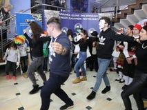 El tiempo del carnaval - bailarines