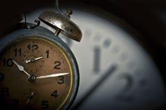 El tiempo dirá Foto de archivo libre de regalías