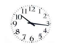 El tiempo es fotografía de archivo