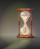 El tiempo es oro Fotos de archivo