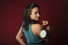 El tiempo es travieso Fotografía de archivo libre de regalías