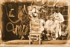 El tiempo todavía se coloca: New York City Imagen de archivo libre de regalías