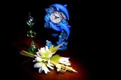 El tiempo va Foto de archivo libre de regalías