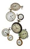 El tiempo vuela lejos en eternidad Imagen de archivo