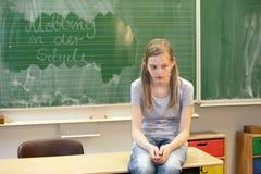 El tiranizar de la escuela - horizontal Fotos de archivo