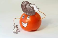 El tomate del seigneur Fotografía de archivo