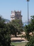 El Torre Santa Maria de Belém Royalty Free Stock Images