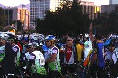 El Tour de Tucson 2008 Stock Photography