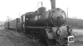 El tren foto de archivo