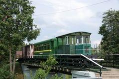 El tren Fotografía de archivo libre de regalías