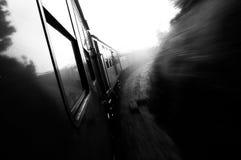 El tren Fotos de archivo