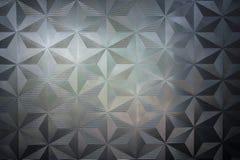 El triángulo 2.o, fondo dimensional de la textura del triángulo Imagen de archivo libre de regalías
