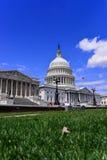 El Tribunal Supremo en Washington, C S capitol Foto de archivo libre de regalías