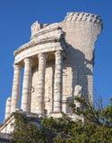 El trofeo de Augustus imágenes de archivo libres de regalías