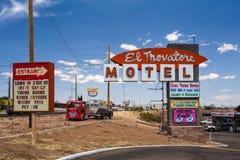 EL Trovatore Route 66 Fotografía de archivo