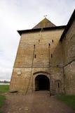 El tubo principal de la fortaleza Shlisselburg Imagen de archivo