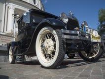 El Tyrol del sur cars_2015_Ford clásico A_low Foto de archivo