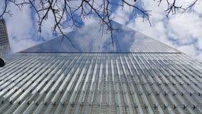El un World Trade Center Imagenes de archivo
