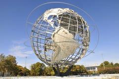 El Unisphere imagen de archivo libre de regalías