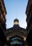 El uthärdad CC Barcelona Royaltyfria Foton