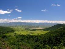 El valle Imagen de archivo libre de regalías