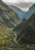 El valle Fotografía de archivo libre de regalías