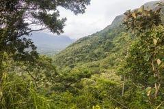 EL Valle de Anton del Panama Immagini Stock Libere da Diritti