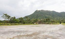 EL Valle de Anton del Panama Fotografie Stock