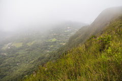 EL Valle de Anton du Panama Images libres de droits