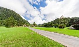 El Valle de Anton i Panama arkivfoto