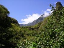 El valle de Iao Imagenes de archivo