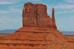 El valle del monumento Foto de archivo