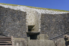 El valle histórico de Boyne - na Boinne de Bru fotografía de archivo libre de regalías