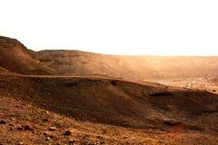 El valle Sáhara de Degla del desierto Imágenes de archivo libres de regalías