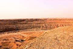 El valle Sáhara de Degla del desierto Imagenes de archivo