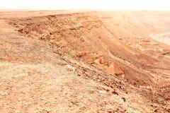 El valle Sáhara de Degla del desierto Imagen de archivo libre de regalías