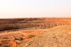 El valle Sáhara de Degla del desierto Foto de archivo libre de regalías