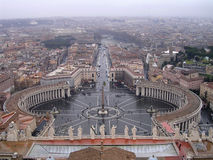 El Vatican Imagen de archivo