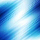 El vector empañó el fondo abstracto con las rayas, color azul stock de ilustración