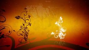 El vector florece el lazo 4 ilustración del vector