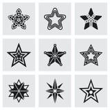 El vector protagoniza el sistema del icono Foto de archivo