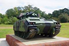 El vehículo de lucha de Bradley Fotos de archivo libres de regalías
