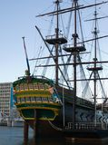 El velero Fotos de archivo