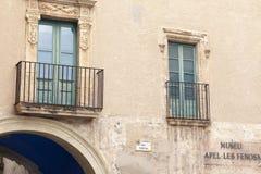 EL Vendrell, Καταλωνία, Ισπανία Στοκ εικόνες με δικαίωμα ελεύθερης χρήσης