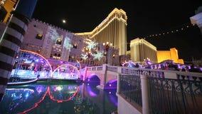 El veneciano, Las Vegas 2013 metrajes