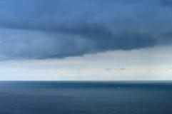 El venir de la lluvia Fotos de archivo libres de regalías