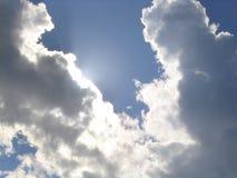 El venir de la tormenta Fotografía de archivo libre de regalías