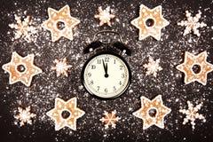 El venir del Año Nuevo Imagen de archivo libre de regalías